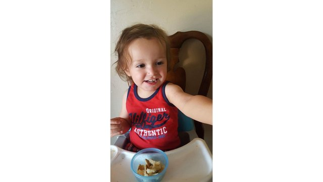 Missing White City toddler found safe