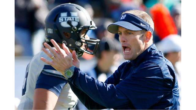 Utah State headed to Arizona Bowl for matchup with New Mexico State