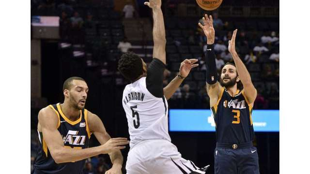 Cavaliers acquire George Hill, Rodney Hood in three-team deal