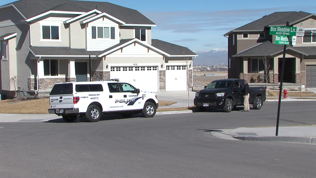 2-year-old hit by car backing out of Herriman driveway