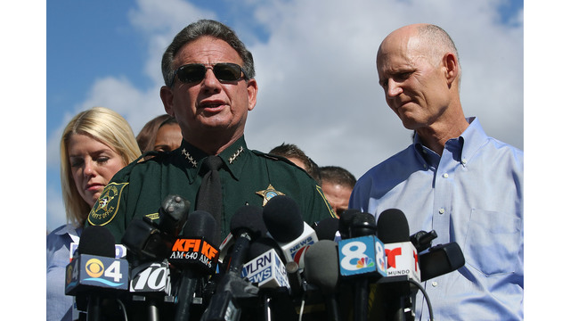 Stoneman Douglas School Cop Who 'Never Went In' During Shooting Has Resigned