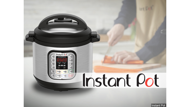 Reports say Instant Pot cookers overheating, melting