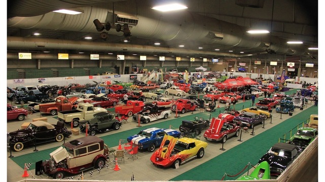 Utah Car Show Benefits Families of Fallen Officers