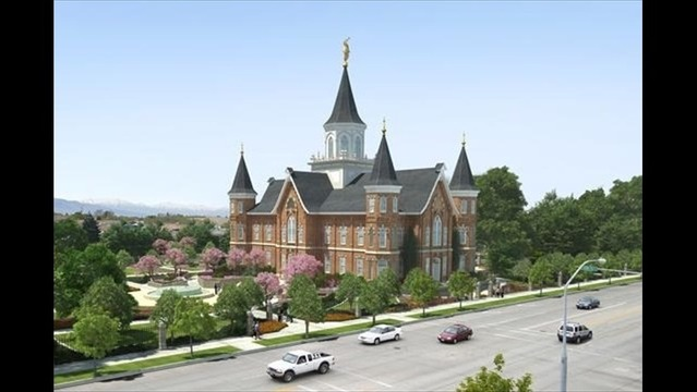 LDS Church Announces Provo City Center Temple Open House And Dedication  Dates