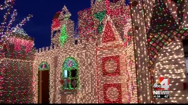 Utah Family Competes on ABC\'s The Great Christmas Light Fight