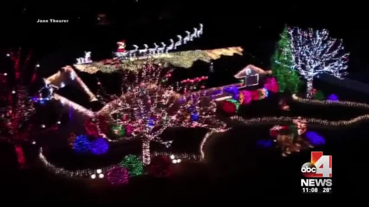 Second St. George Family Wins ABC\'s \'The Great Christmas Light Fight\'