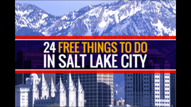 24 Free Things To Do In Salt Lake City