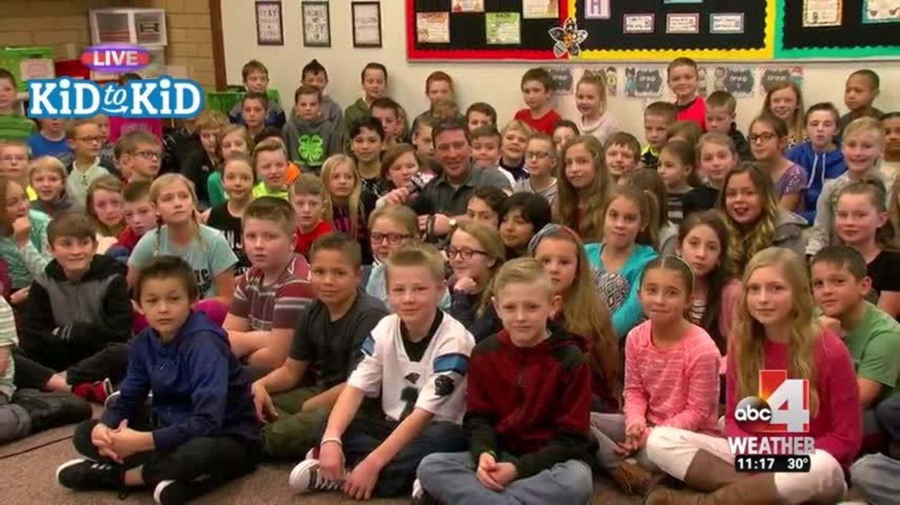 Midday Weather School at Riverview Elementary