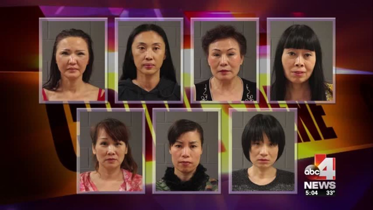 women arrested for soliciting sex in massage parlors - good4utah