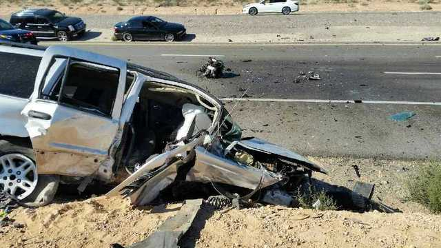 Police investigating I-15 fatal crash as possible road rage