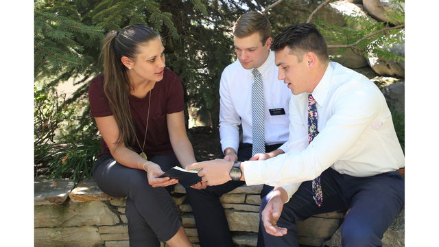 LDS Church leaders announce mission adjustments