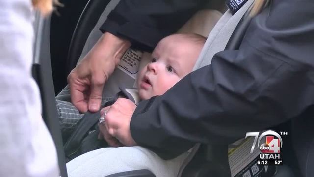 Winter coats hazardous for babies in car seats - GOOD4UTAH