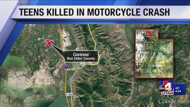 Dirt bike crash leaves 2 teen cousins dead