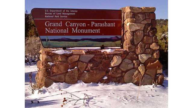 Teen lost 24 hours in National Monument in freezing weather found safe