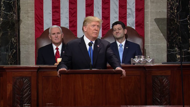 Utah lawmakers react to Trump's State of the Union Address