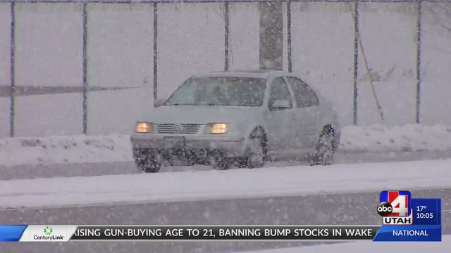Police Poor Habits Lead To Preventable Crashes In Winter Weather Conditions