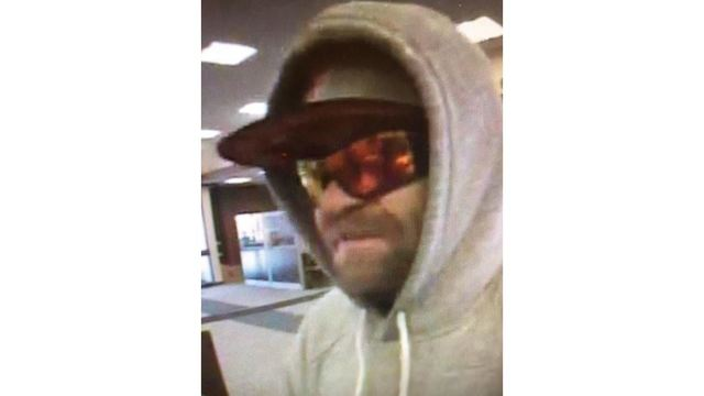Police investigating bank robbery in Lexington