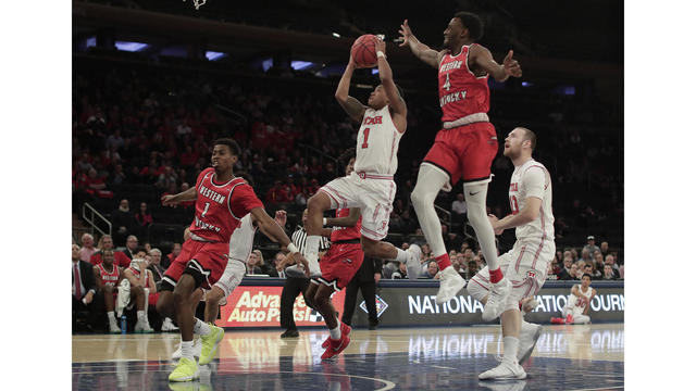 Nittany Lions rout Mississippi St. to reach NIT championship game