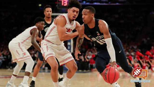 Utes Loses Against Penn State in NIT Championship Game, 82-66