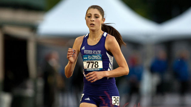 Former Weber State standout places second at Boston Marathon