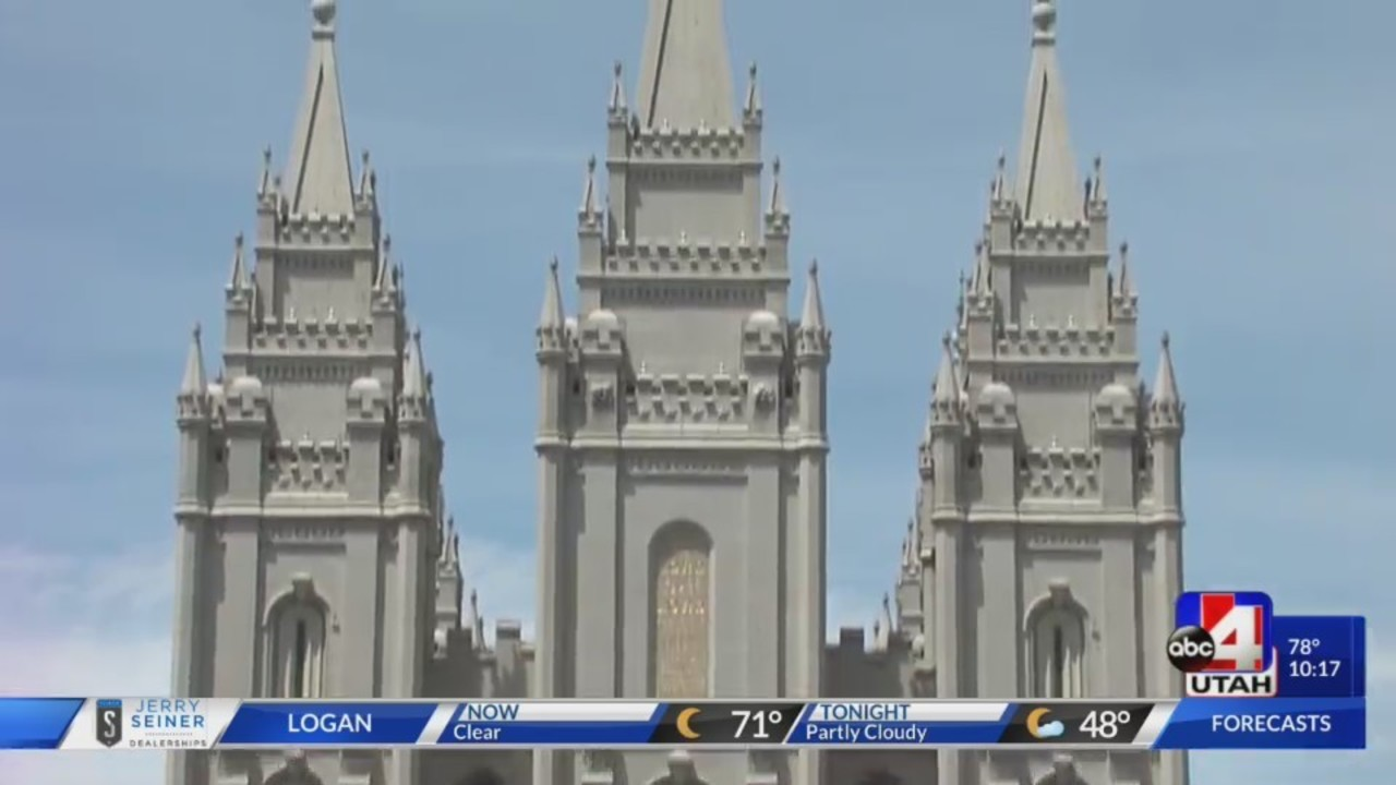 Lds Church Hosts Meet And Greet For Two Newest Apostles