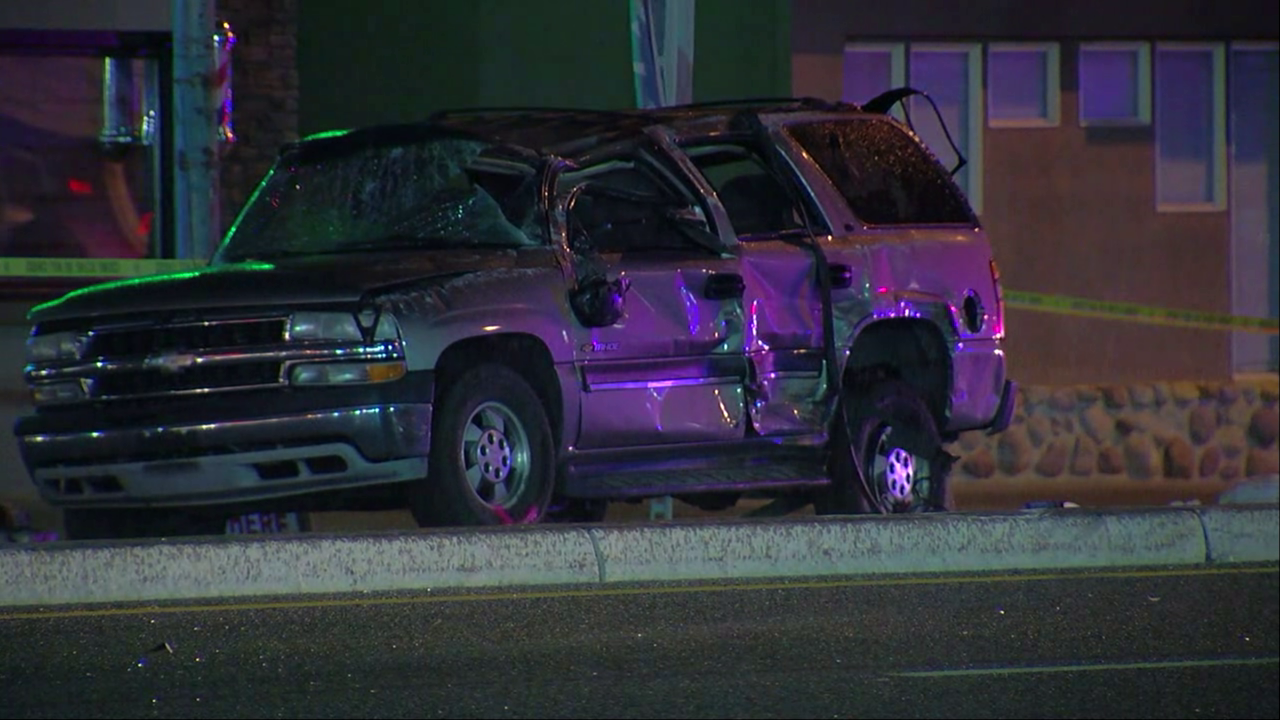 Honda Of Florence >> Woman ejected from SUV in South Salt Lake crash dies