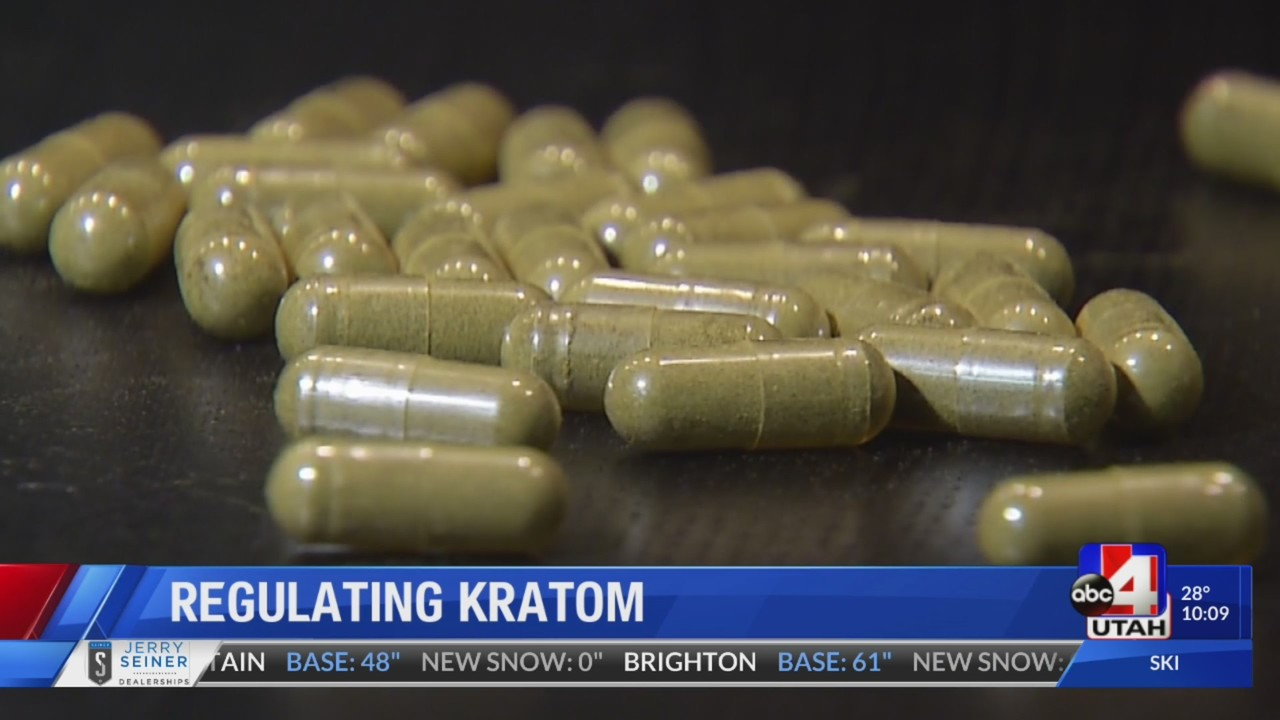 Kratom: Lawmaker pushing bill to make Utah first state to regulate the 'miracle cure'